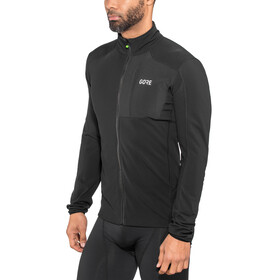 GORE WEAR C5 Thermo Trail Jersey Men black